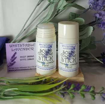 BODY - PERFUME - Ladies Lavender Cologne Solid Stick-15g